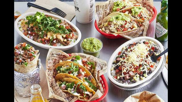 Photo: Chipotle Mexican Grill/Yelp