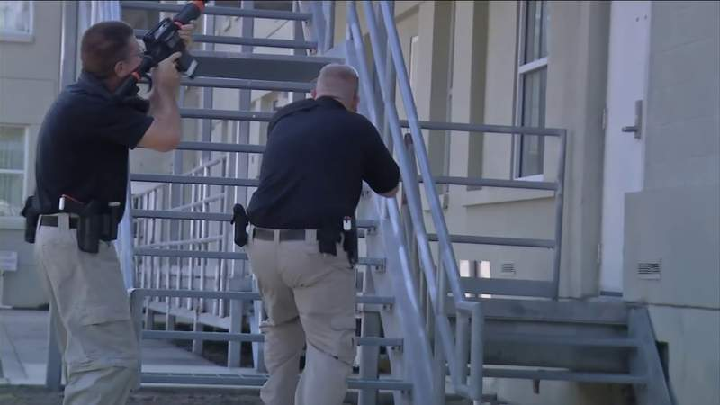 Law enforcement training resumes despite coronavirus