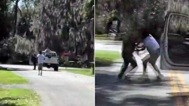Glynn DA recommends grand jury review as video emerges of fatal shooting of unarmed black man