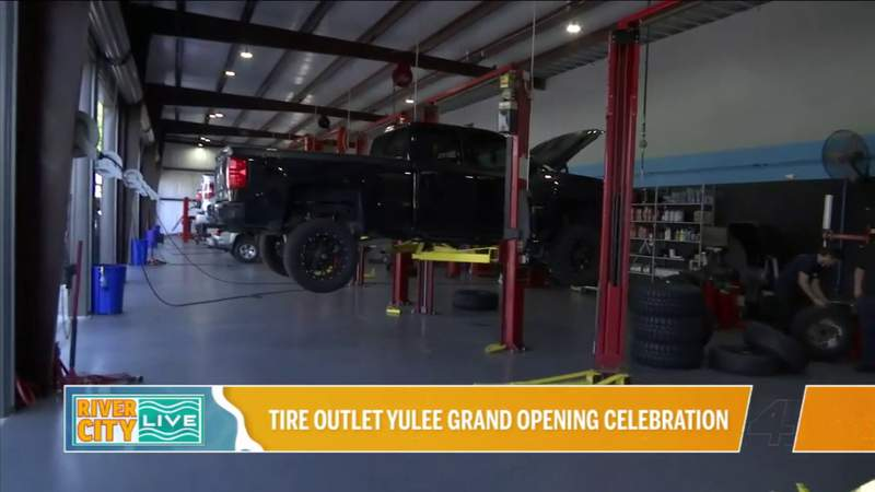 Tire Outlet Grand Opening in Yulee