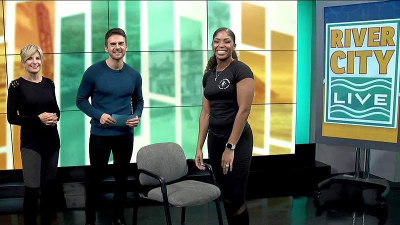 Easy, at-home workouts anyone can do   Dominique Landry   River City Live