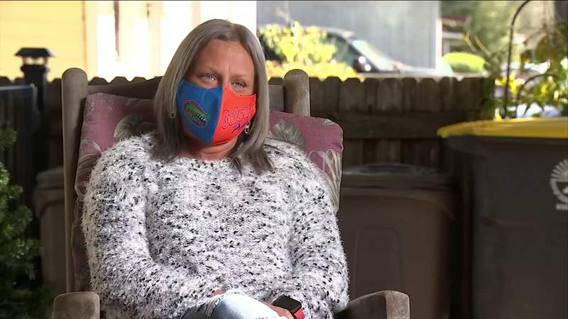Nurse faces eviction as she experiences lingering COVID-19 complications