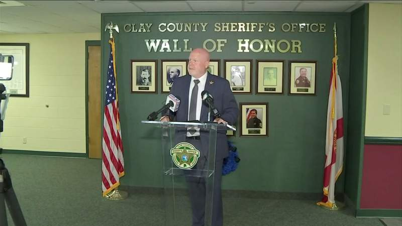 Interim sheriff hopes to bring 'stability' to Clay County Sheriff's Office