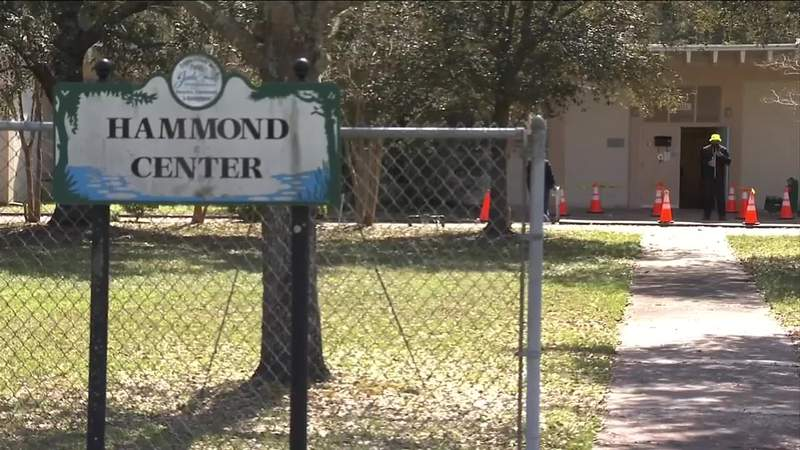 Hammond Senior Center at 3312 W 12th St  Jacksonville 32221 is offering second doses.
