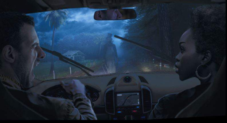 The Haunted Road will debut in Orlando this Halloween season. (Courtesy of The Haunted Road)