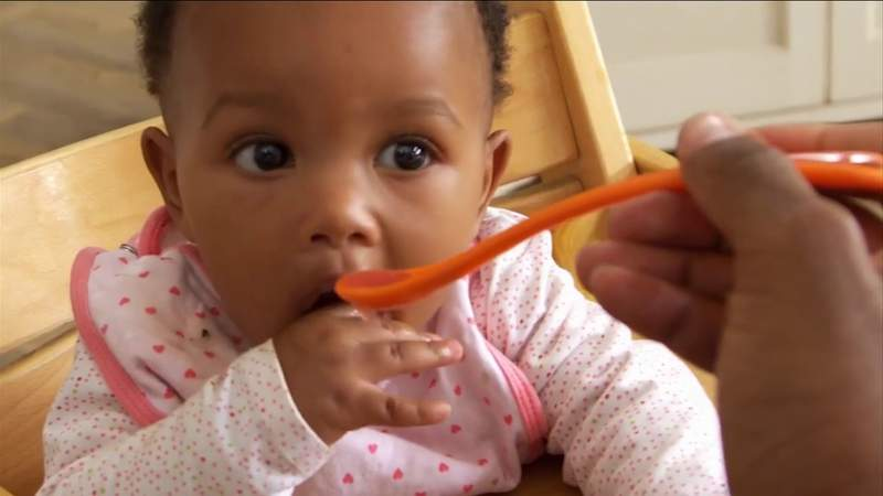 Consumer Alert: Parents, check your pantry for this baby food!