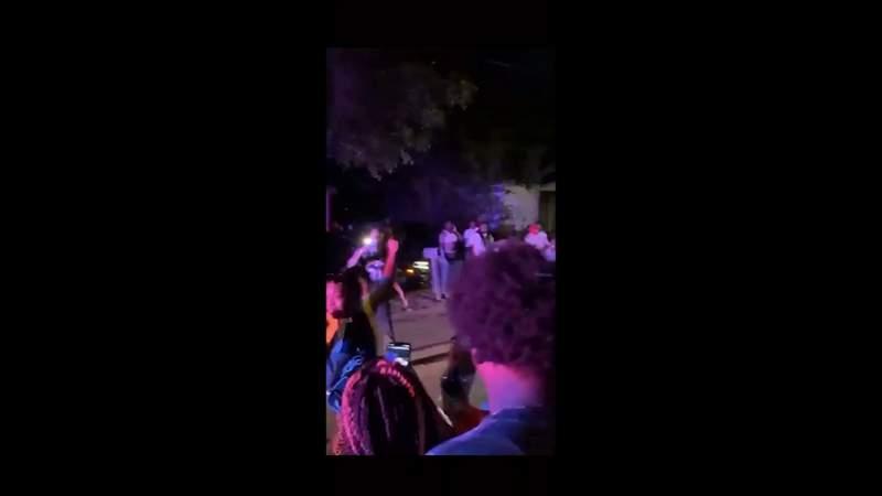 Block parties thrown in defiance of social distancing