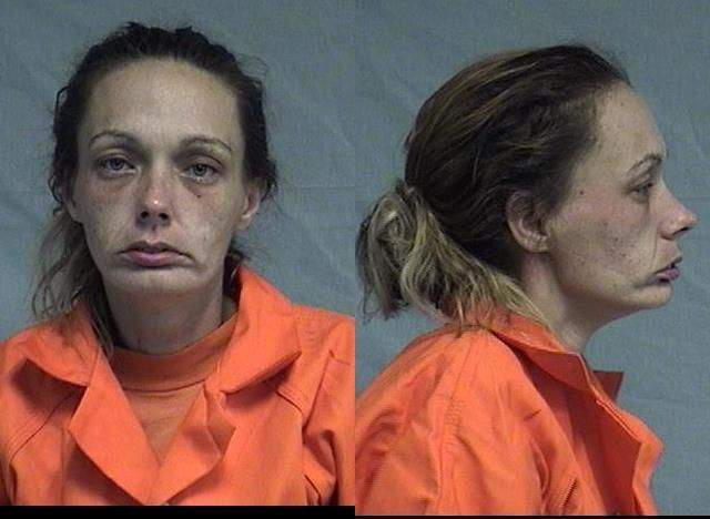 Kristy Bunkley is accused of leading a drug ring in Nassau County.