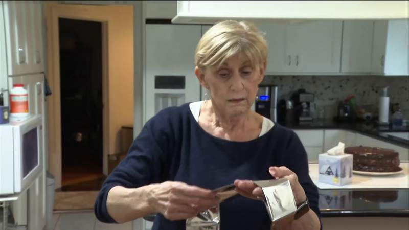 Jacksonville woman working to ensure homeless people stay warm