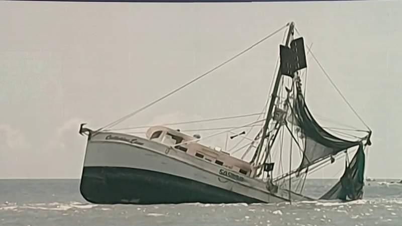 Local captain rescues 3 men