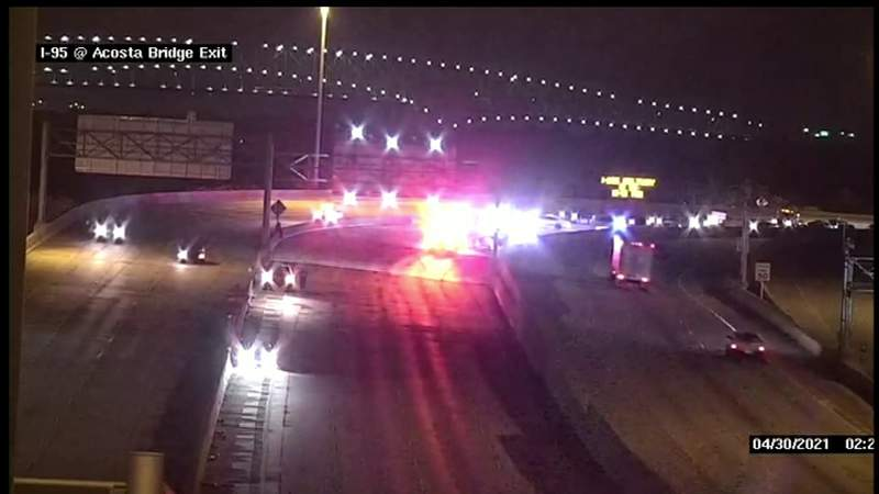 2 drivers killed in wrong-way crash on I-95