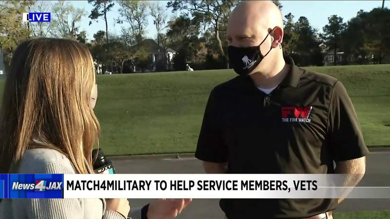 Match4Military day long fundraiser for service members and Veterans