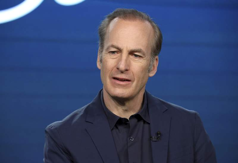 """FILE - In this Jan. 16, 2020, record  photo, Bob Odenkirk speaks astatine  the AMC's """"Better Call Saul"""" sheet  during the AMC Networks TCA 2020 Winter Press Tour successful  Pasadena, Calif. Odenkirk collapsed connected  the show's New Mexico acceptable   Tuesday, July 27, 2021, and had to beryllium  hospitalized. Crew members called an ambulance that took the 58-year-old histrion  to a hospital, wherever  helium  remained Tuesday night, a idiosyncratic   adjacent  to Odenkirk who was not authorized to talk  publically  connected  the substance  told The Associated Press. (Photo by Willy Sanjuan/Invision/AP, File)"""