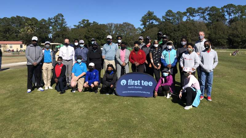 The Players Championship and First Tee of North Florida held an open house Monday for a new leadership program for local students called Rising Leaders of Jax.