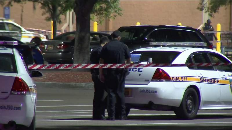 Woman arrested after crash, shots fired at Sam's Club