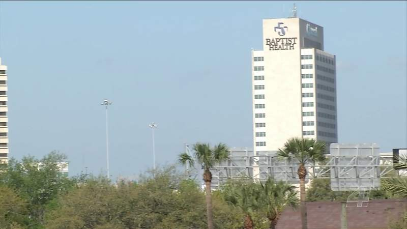 Local hospitals cancelling patient visitation, with some exceptions