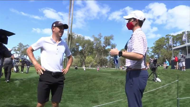 The Players tees up big surprise for young cancer patients