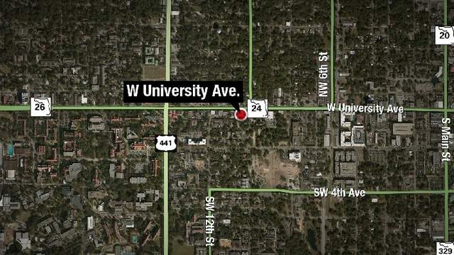 Shooting near the University of Florida's campus
