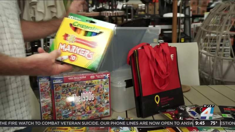 Kid's Items for your Hurricane Kit