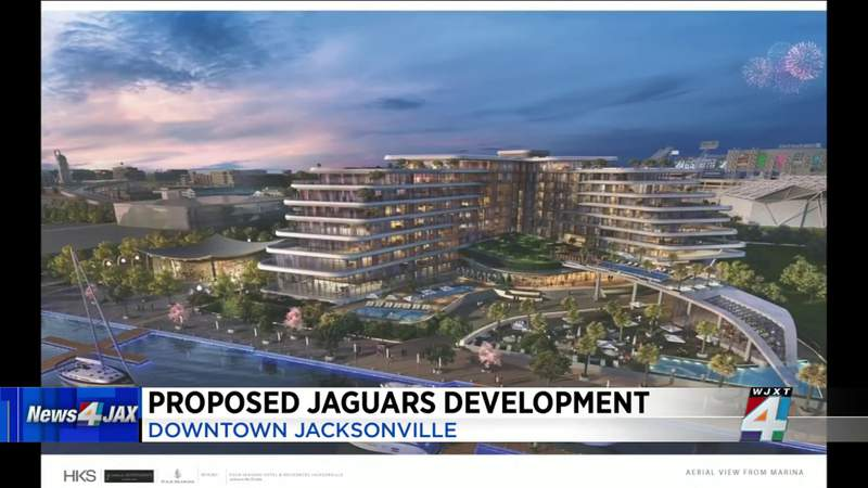 Community meetings scheduled to discuss Jaguars' plans to develop Shipyards