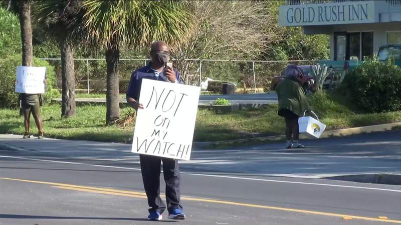 'It is a tipping point': Residents call for change after 7th deadly shooting on Harts Road this year