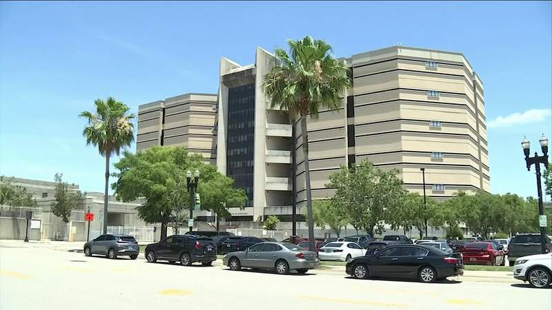 JSO believes more than 100 inmates and 19 employees in the jail downtown have tested positive