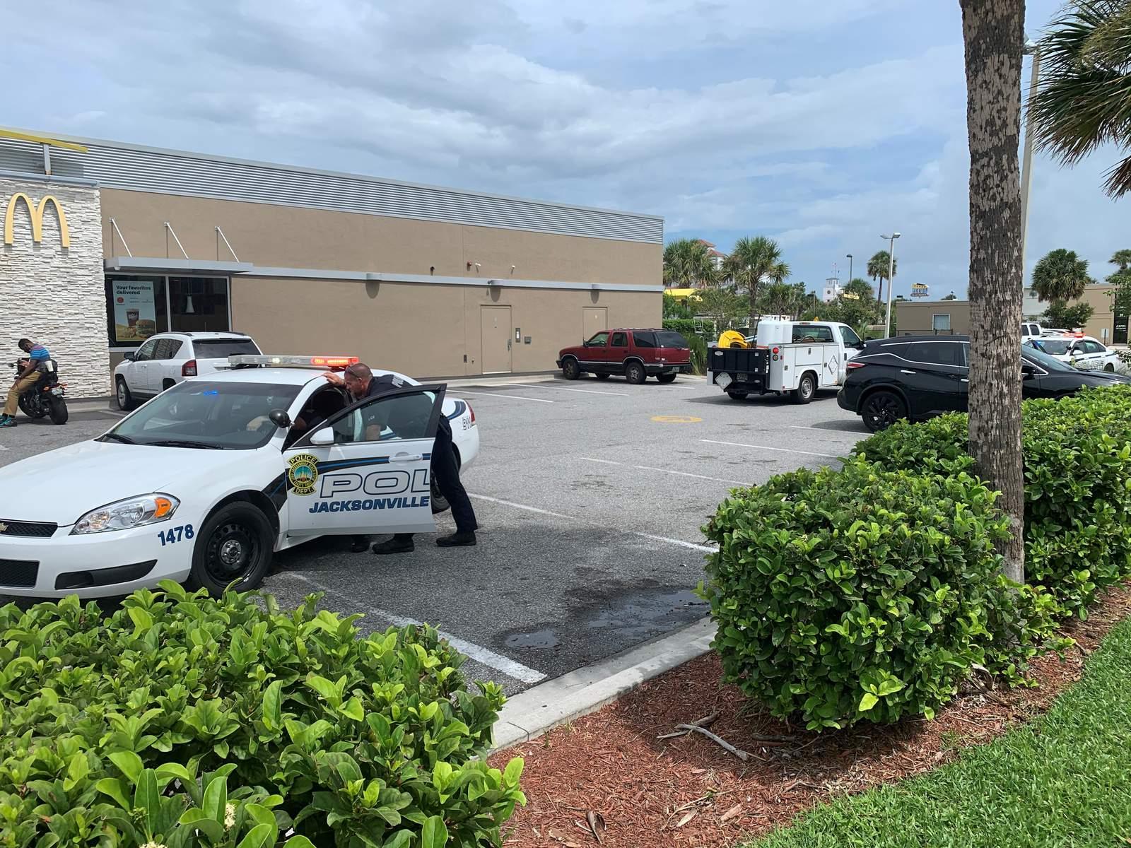 JFRD: Pedestrian hit by vehicle in Jacksonville Beach