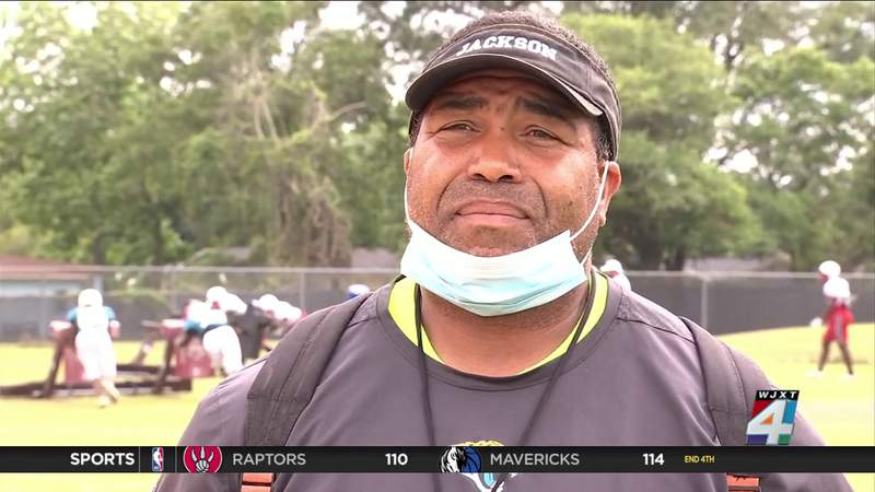 Jackson football team faces adversity this spring with loss of assistant coach