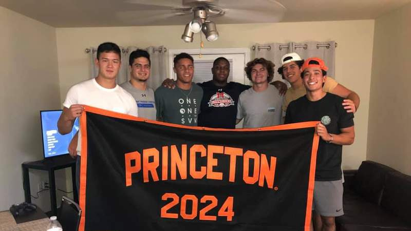 Bolles grad finds ways to practice for college ball despite pandemic