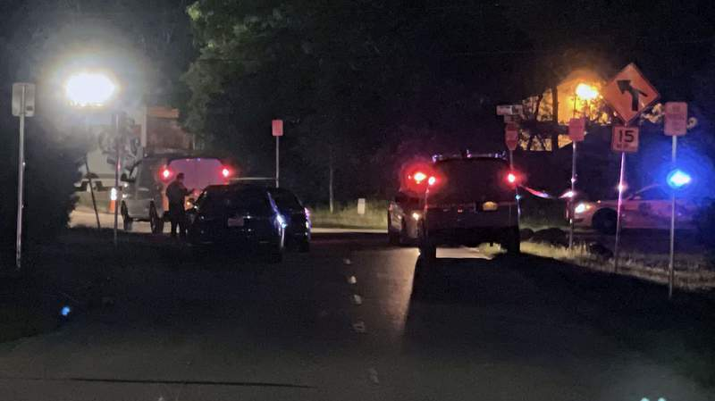 Police were called early Sunday to a shooting at Southside Boulevard and Patton Road.