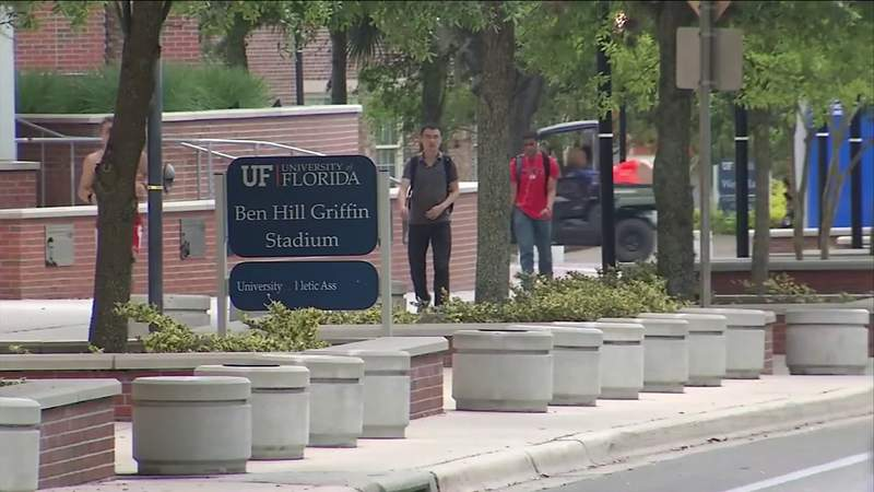 University of Florida releases draft reopening plan