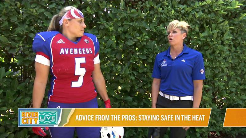 Advice From the Pros: Staying Safe In the Heat!   River City Live