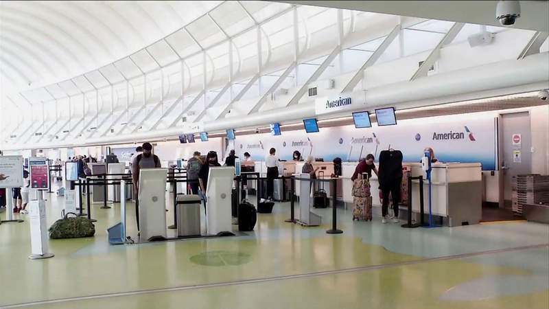 Companies at Jacksonville International Airport are looking to hire employees