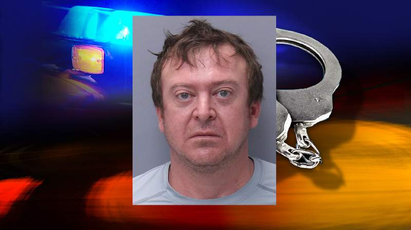 St. Johns County Sheriff's Office booking photo