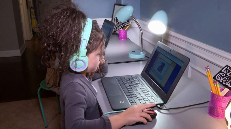 A recent survey from the CDC is raising some concerns about virtual learning.
