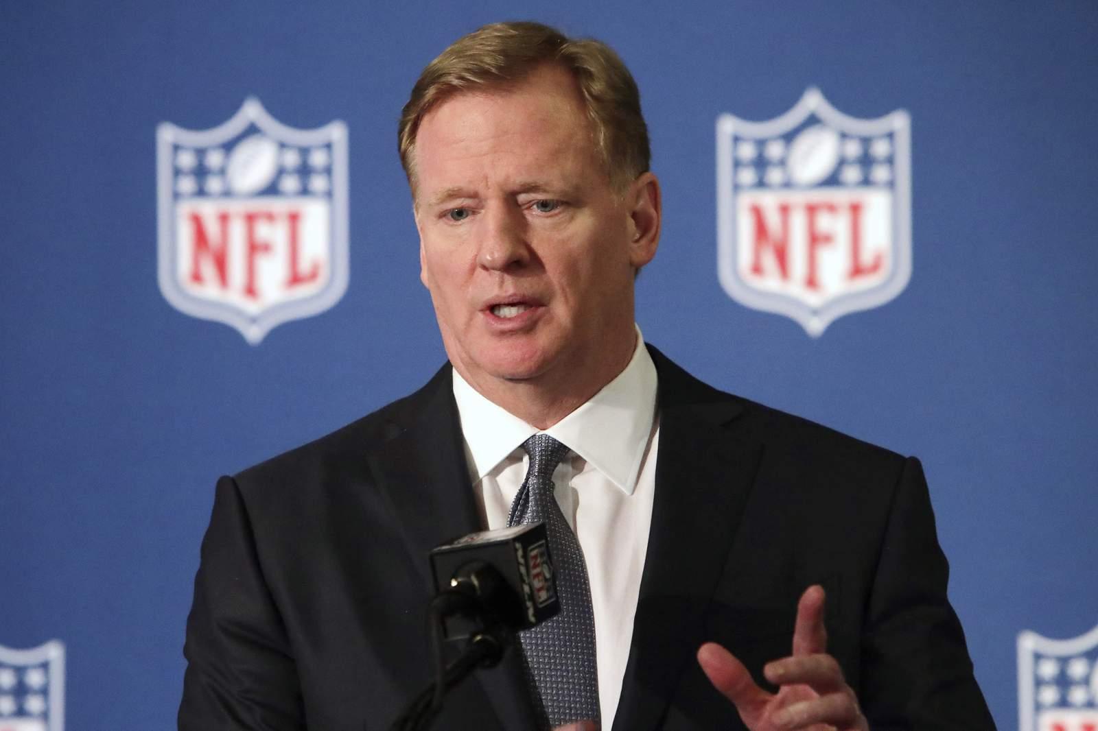NFL training camps still on original schedule; league will permit ...