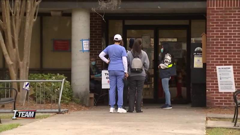 40% of vaccine doses available at federal, state sites in Jacksonville since early March haven't been administered
