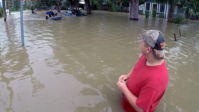 Jacksonville Irma updates: Damage, historic flooding across area on