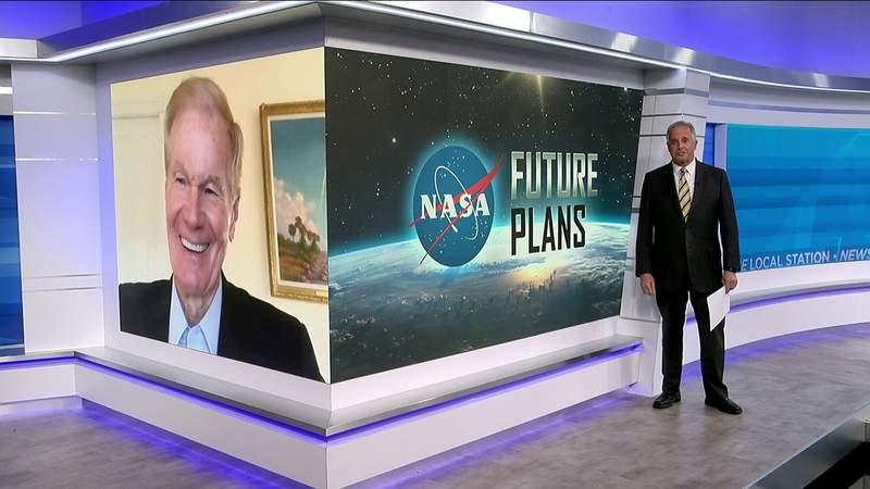 Bill Nelson's Vision for NASA