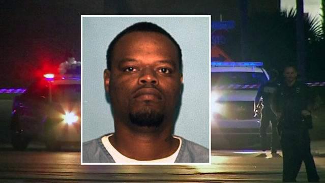 Florida Department of Corrections photo of Tony Harris