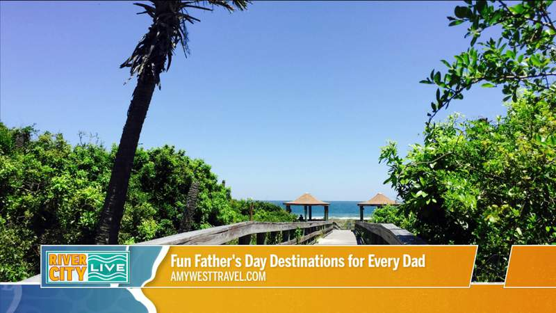 Fun Father's Day Destinations for Every Dad with Amy West | River City Live