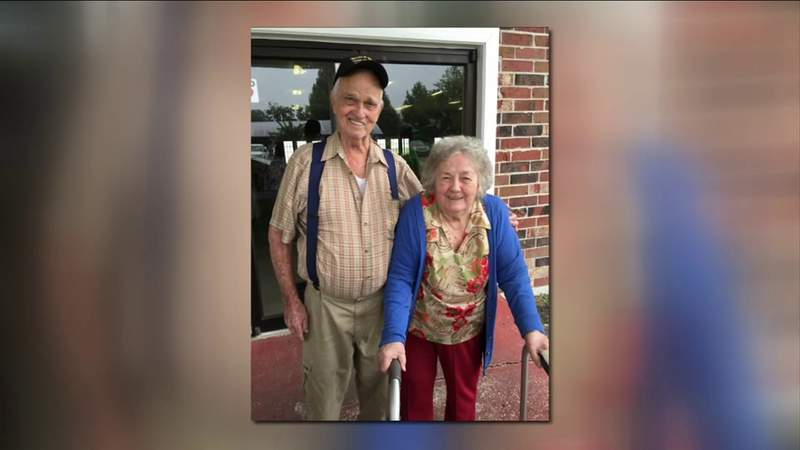 Family opens up about couple featured in viral video