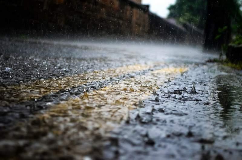 Heavy rains hit the region earlier this week.