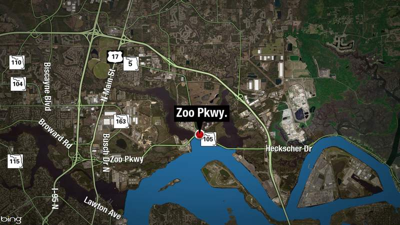 A deadly crash was reported on Zoo Parkway on Saturday morning.