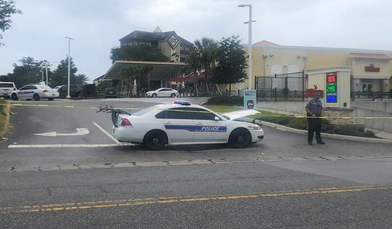 An officer-involved shooting is investigated in Daytona Beach.