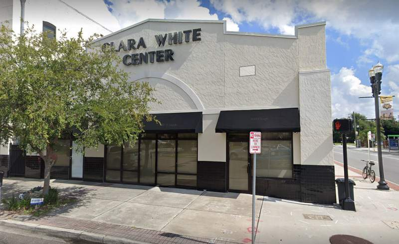 Clara White Mission Inc. in downtown Jacksonville is one of the organizations affected by the vetoes.
