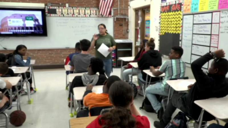Florida Education Association fighting proposed rule change that will ban the teaching of critical race theory