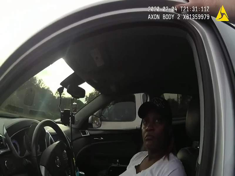 Bodycam: Woman wrongly accused of stealing from Jacksonville Publix stunned, arrested