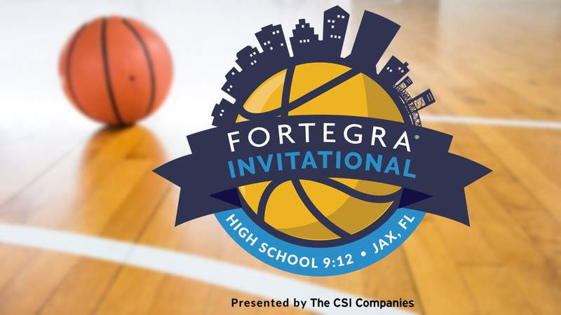 Fortegra Invitational 9:12 basketball tournament is held this week at Fletcher High School.