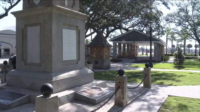 Decision coming on St. Augustine Confederate monument